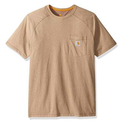 Men's Force Cotton Short Sleeve T-Shirt Core