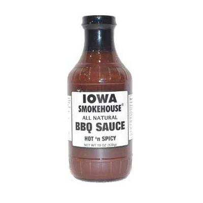 Hot 'n Spicy BBQ Sauce