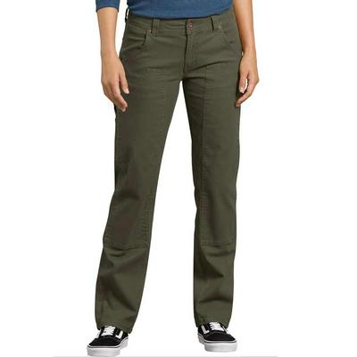 Women's Double-Front Duck Pants