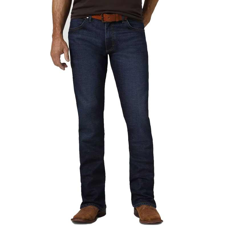 Men's Retro Slim Fit Bootcut