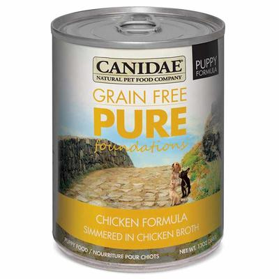 PURE Grain Free Wet Puppy Food with Chicken