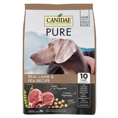 PURE Grain Free Dry Dog Food with Lamb