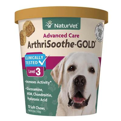 ArthriSoothe-GOLD Advanced Care Soft Chews
