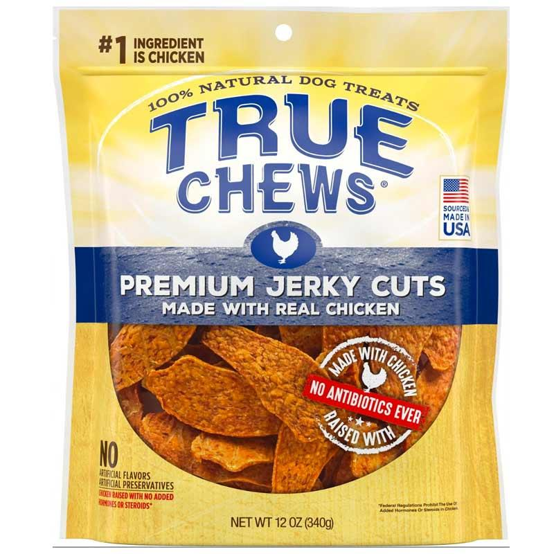 Jerky Cuts With Real Chicken Dog Treats