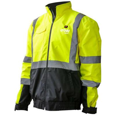 Men's Flash Reflective Heated Jacket