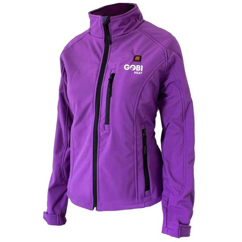 Women's Sahara 3 Zone Heated Jacket