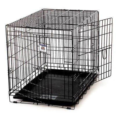 Medium Wire Double Door Crate