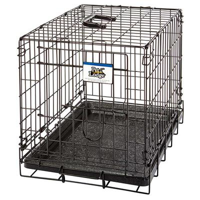 Extra Small Wire Single Door Crate