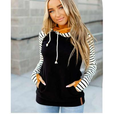 Everyday Vibe Doublehood Sweatshirt
