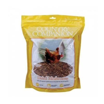 Mealworm Chicken Treats