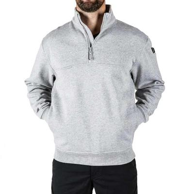 Men's Quarter Zip Job Shirt