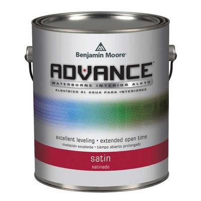 ADVANCE Waterborne Interior Satin Paint