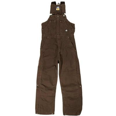 Men's Highland Washed Insulated Bib Overall
