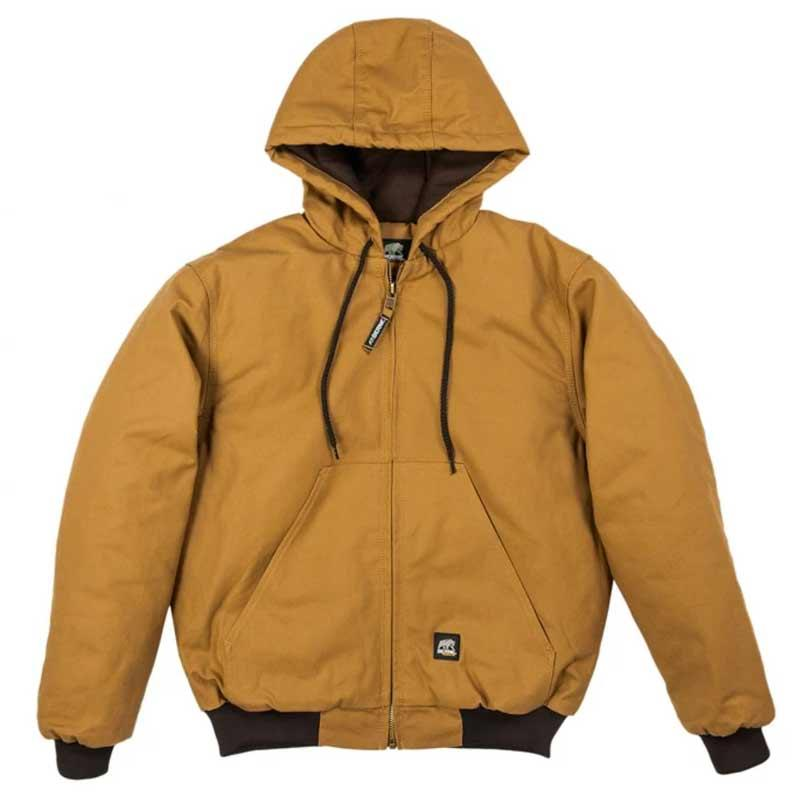 Men's Heritage Hooded Jacket