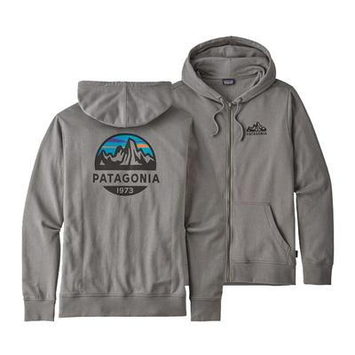 Men's Fitz Roy Scope Lightweight Full-Zip Hoody