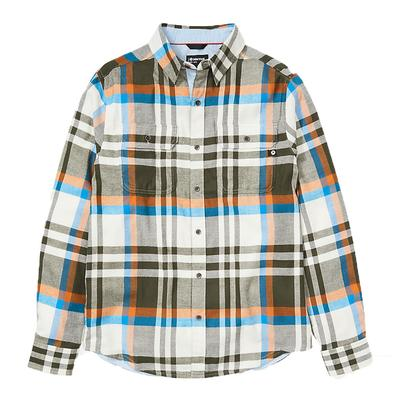 Men's Del Norte Midweight Flannel Long-Sleeve Shirt