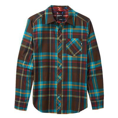 Men's Anderson Lightweight Flannel Long-Sleeve Shirt