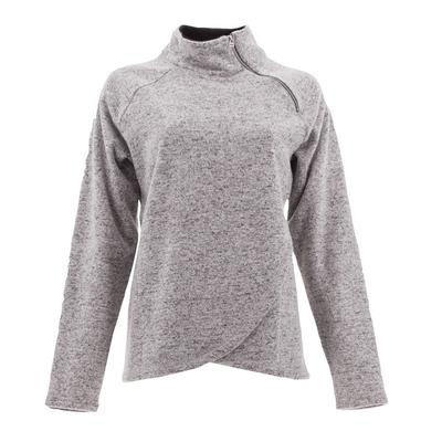 Women's Harlow Zip Neck Sweater