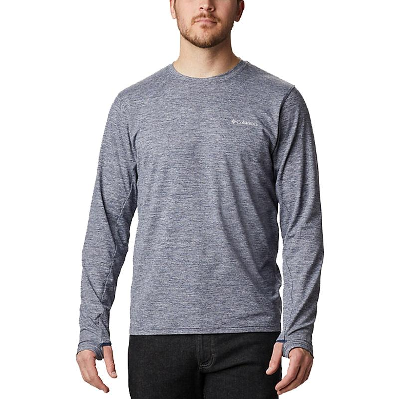 Men's Tech Trail ™ Long Sleeve Crew Ii Shirt