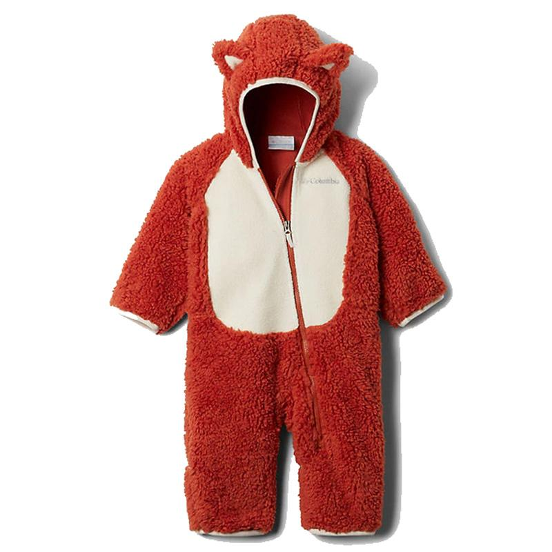 Infant Foxy Baby ™ Sherpa Bunting