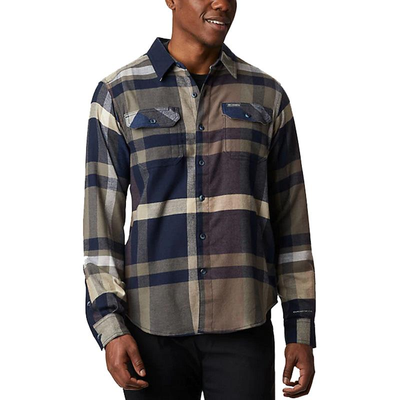 Men's Flare Gun ™ Stretch Flannel Shirt