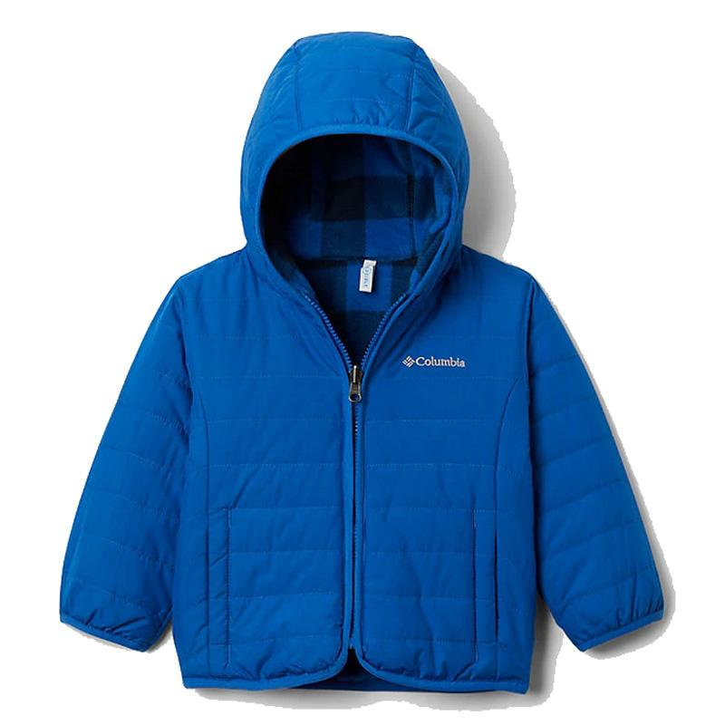 Toddler Double Trouble ™ Reversible Jacket