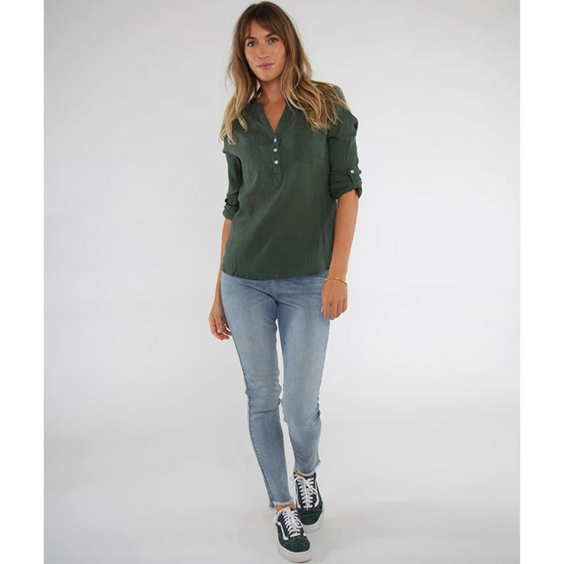 Women's Dylan Gauze Shirt