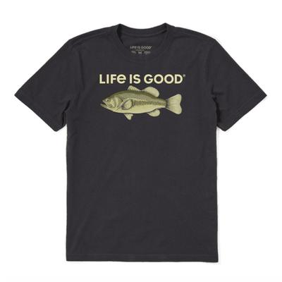 Men's Bass Rendering Crusher Tee