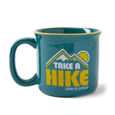 Take a Hike Happy Camper Mug