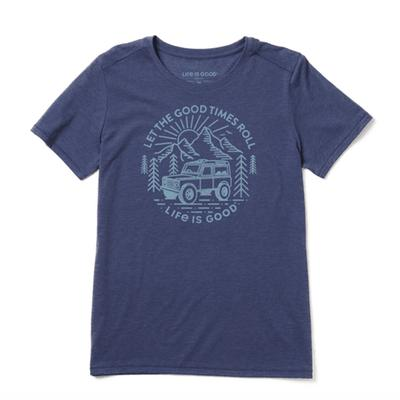 Women's 4x4 Good Times Cool Tee