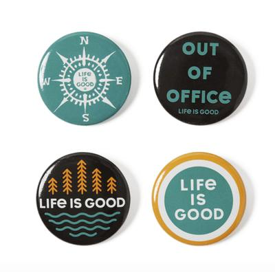 Outdoor Positive Pins 4-Pack