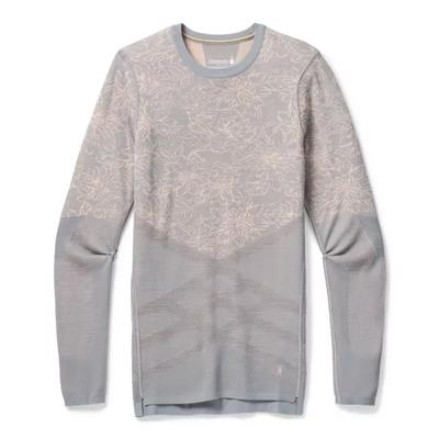 Women's Intraknit Merino 200 Pattern Crew