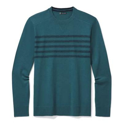 Men's Sparwood Stripe Crew Sweater