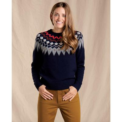 Women's Cazadero Crew Sweater