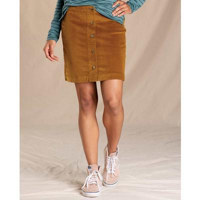 Women's Cruiser Cord Skirt
