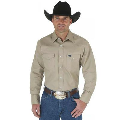 Men's Cowboy Cut Firm Finish