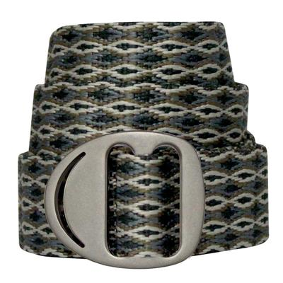 Men's Crescent Gunmetal Buckle
