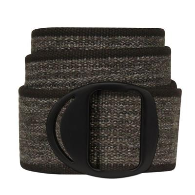 Men's Crescent™ Black Buckle Belt - 38mm