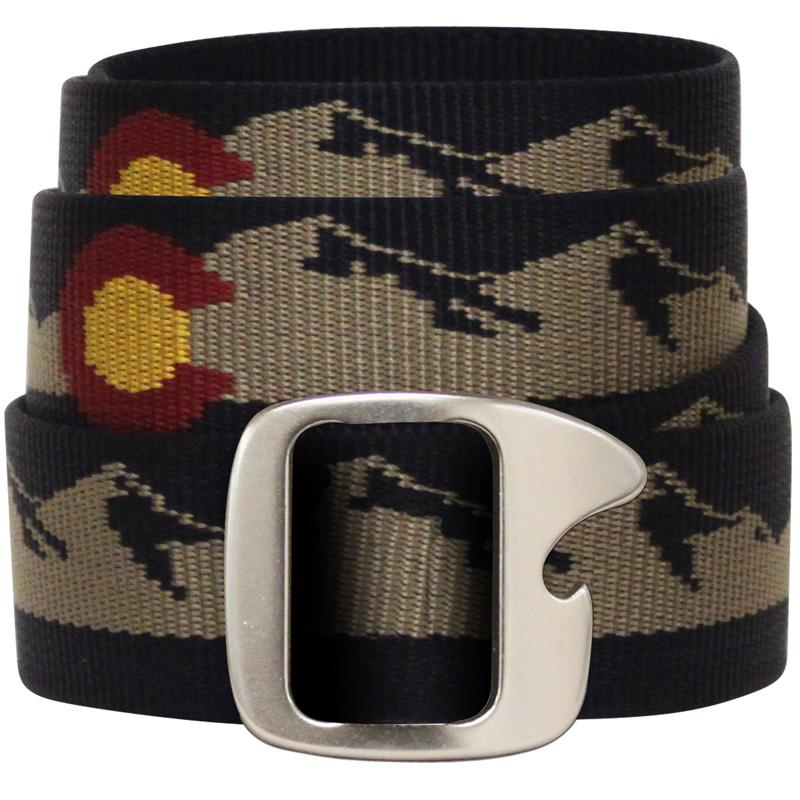 Men's Tap Cap ™ Gunmetal Buckle - 30mm
