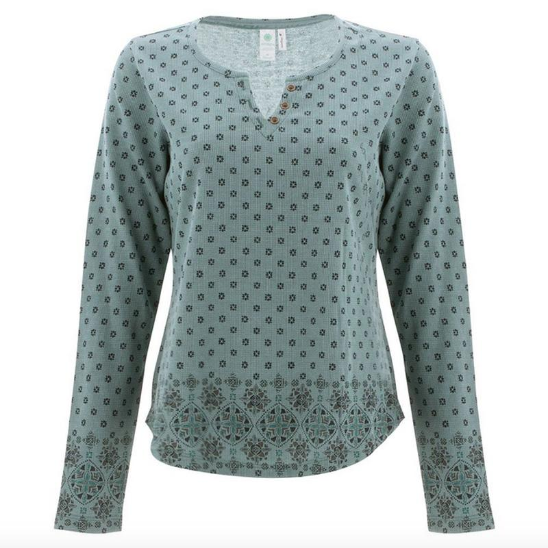 Women's Darby Long Sleeve Top