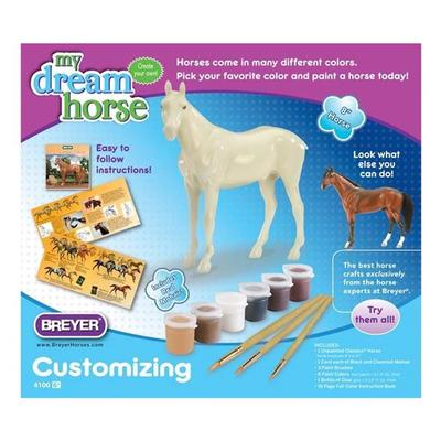 My Dream Horse Customizing Kit - Thoroughbred