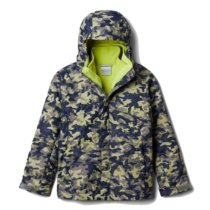 Boys ' Bugaboo ™ Ii Fleece Interchange Jacket