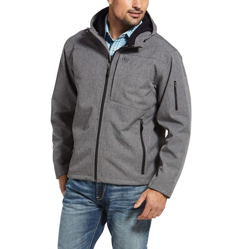 Men's Vernon Hooded Softshell Jacket