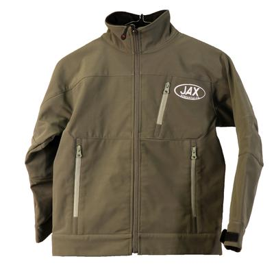 Youth Soft Shell Brown Jacket