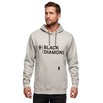 Men's Stacked Logo Hoody