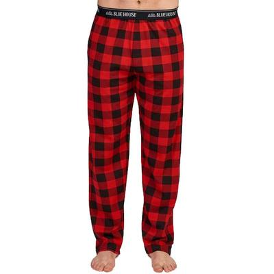 Men's Buffalo Plaid Pajama Pants