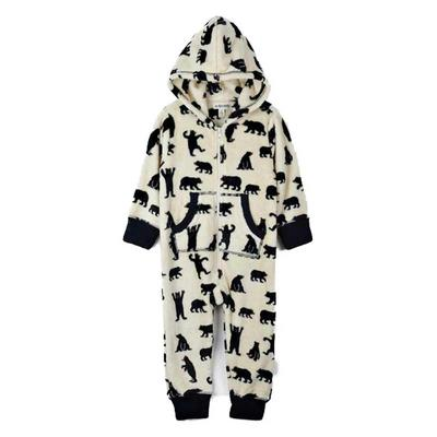 Kids Fleece Jumpsuit