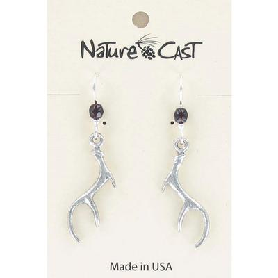 Antler Dangle Earring