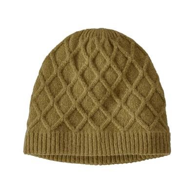 Women's Honeycomb Knit Beanie