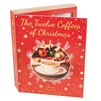 The Twelve Coffees of Christmas